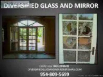 AAA_SUNRISE FL. WINDOW REGLAZING GLASS and MIRROR REPAIR and INS