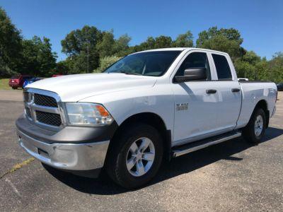 2013 RAM RSX Tradesman (White)