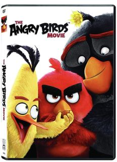 Angry Birds DVD