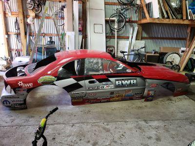 99 Dodge Neon 5-star carbon body