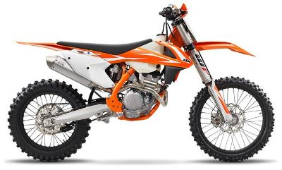 2018 KTM 250 XC-F Competition/Off Road Motorcycles Chippewa Falls, WI