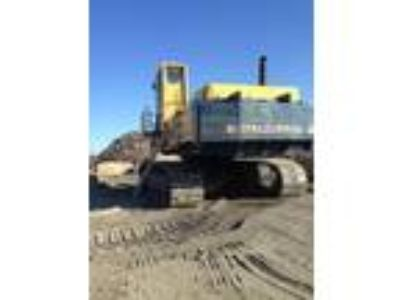 1987 Komatsu PC1000 LC-1 Earth Moving and Construction