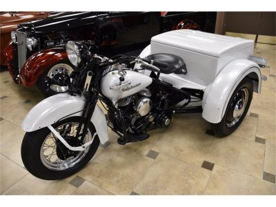 1952 Harley-Davidson Servi-Car