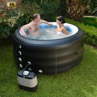 New in box! Blue wave portable hot tub! Must go by April 29th!