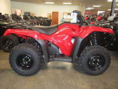 2017 Honda FourTrax Rancher 4x4 DCT EPS Utility ATVs Asheboro, NC
