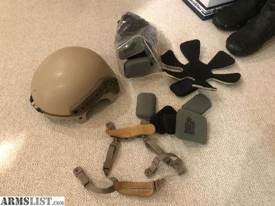 For Sale: Combat style helmet