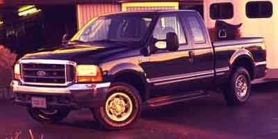 2001 Ford RSX XLT (Black Clearcoat)