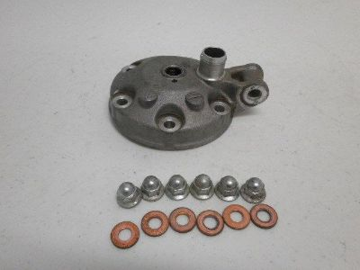 Sell 2005 Kawasaki KX250 KX 250 2-stroke OEM Cylinder Head + Screws Washers 05 06 07 motorcycle in Oconomowoc, Wisconsin, US, for US $60.00