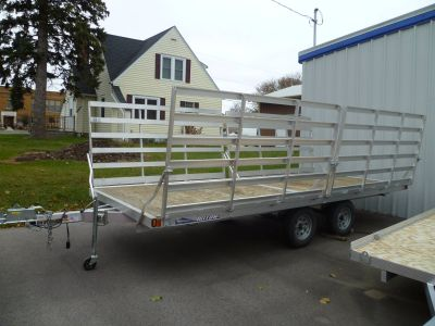2006 Triton Trailers SL16, 4-Place Equipment Trailer Sport Utility Trailers Union Grove, WI