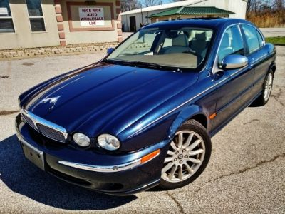 2007 Jaguar X-TYPE 4dr Sdn
