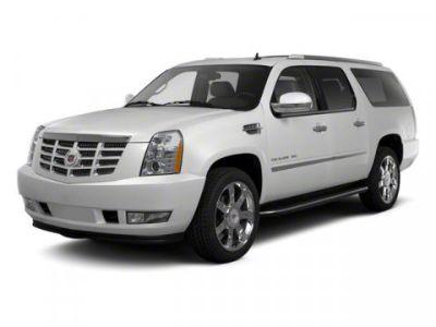 2010 Cadillac Escalade ESV Luxury (Black Raven)
