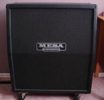 $700 Mesa 4x12 Guitar Cab