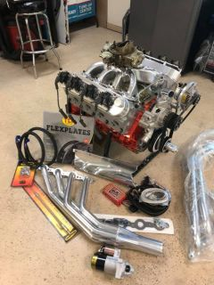 LQ9 Engine Swap package