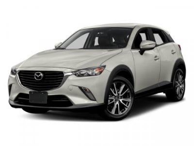 2017 Mazda CX-3 Touring AWD (Dynamic Blue Mica)