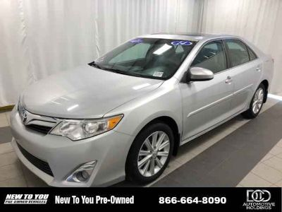 Used 2014 Toyota Camry 4dr Sdn I4 Auto
