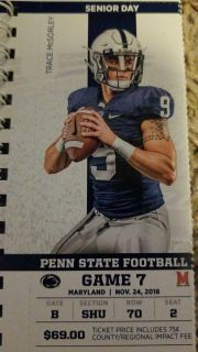 2 Penn State tickets