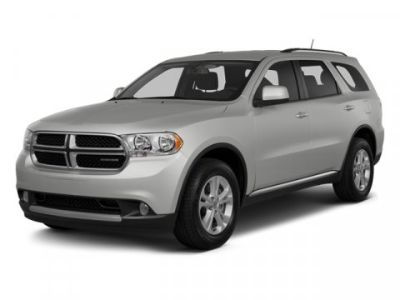 2013 Dodge Durango Crew (Deep Cherry Red Crystal Pearl)