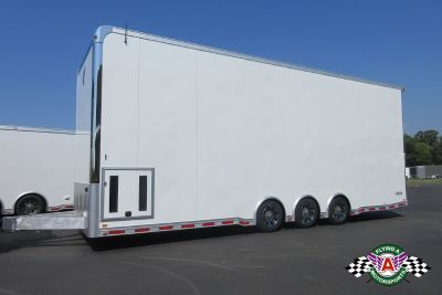 2019 inTech 30' Stacker Trailer