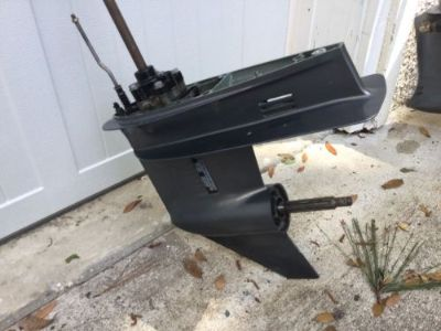Sell 1984-1993 Yamaha 40hp lower unit motorcycle in Richmond Hill, Georgia, United States, for US $400.00