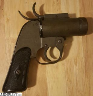 For Sale: M8 Flare Gun US Property marked price reduced