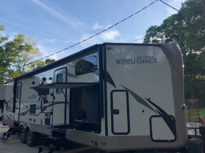 2017 Forest River WINDJAMMER 3006W