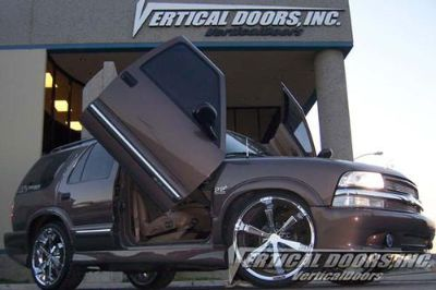 Purchase VDI CHEVYBL9504 - 95-05 Chevy Blazer Vertical Doors Conversion Kit motorcycle in Corona, California, US, for US $995.00