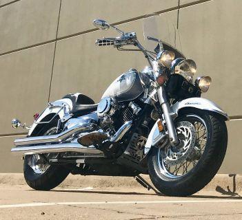 2002 Yamaha V Star 650 Cruiser Motorcycles Plano, TX