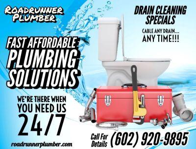 🚰 PLUMBING【24/7】DRAIN CLEANING ☎︎ Plumber