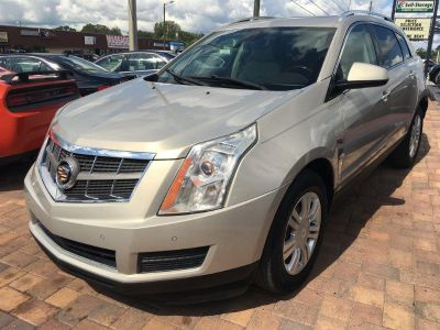 2010 Cadillac SRX Luxury Collection (Gold)