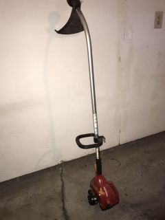 Homelite brand gas powered weed whacker