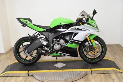 2015 Kawasaki Ninja ZX -6R ABS 30th Anniversary Supersport Wauconda, IL