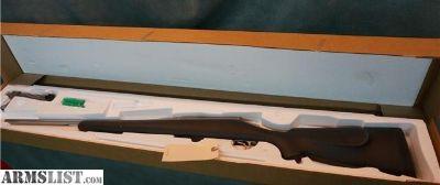 For Sale: Remington 700 TI 7mm08 NIB Titanium