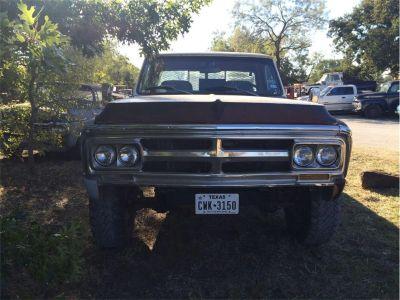 1970 GMC 1 Ton Flatbed