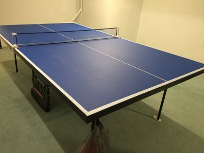 Table Tennis Table Like New