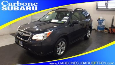 2015 Subaru Forester 2.5i Limited (Dark Gray Metallic)