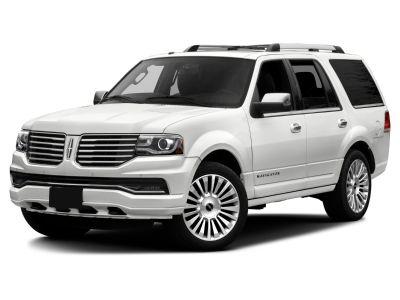 2017 Lincoln Navigator Select (Magnetic Gray)