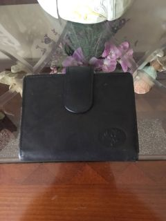 Nice Black Wallet by Buxton