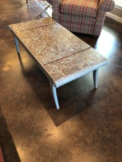 Re-purposed Art Deco Coffee Table in AMAZING condition!!!