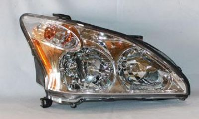Purchase 04-09 LEXUS RX330 RX350 US BUILT HEAD LIGHT RIGHT motorcycle in Grand Prairie, Texas, US, for US $179.64