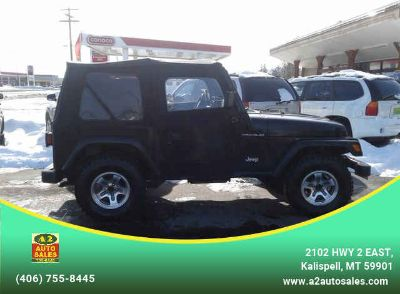 Used 1997 Jeep Wrangler for sale
