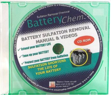 Car Battery Sulfation Removal Standard Kit