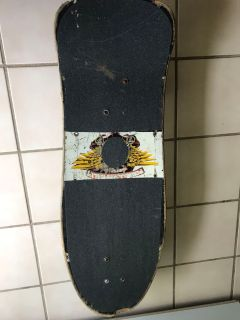Vintage Powell peralta tony hawk, hawk claw skateboard