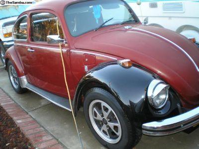 1969 bug Sedan