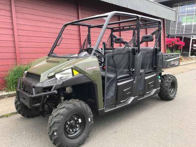 2018 Polaris Ranger Crew Diesel Side x Side Utility Vehicles Tualatin, OR