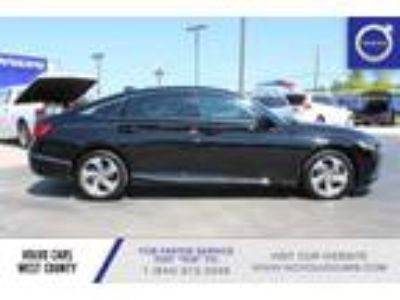 used 2018 Honda Accord for sale.