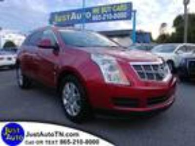 used 2010 Cadillac SRX for sale.