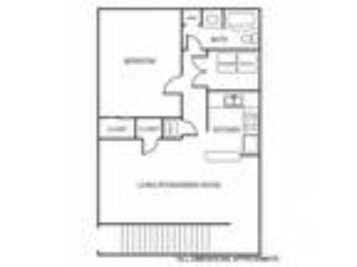 Lakewood Garden Apartments - 1A Floor Plan