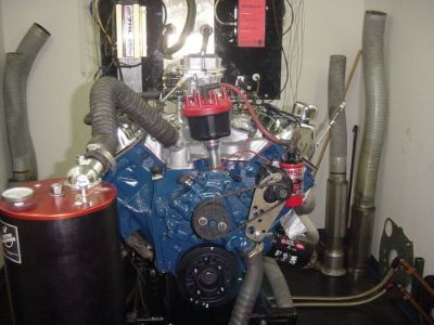 Purchase *400 Ford hot street engine 435 horsepower F150 Bronco bogger Cougar Torino BBF motorcycle in Laingsburg, Michigan, United States, for US $10,299.00