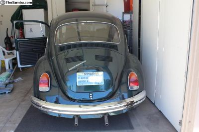 Sell or trade 1971 Volkswagen Super Beetle