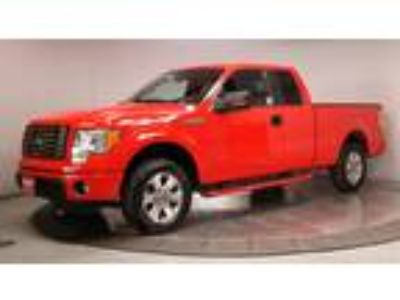 Used 2011 Ford F-150 Race Red, 83.8K miles